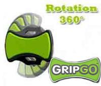 Авто держатель для мобильного телефона GPS GripGo New