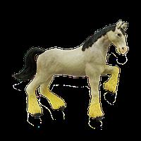 Объемный пазл Лошадь тяжеловоз серая, 26528, 4D Master