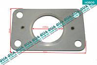 Прокладка выхлопной трубы / глушителя / коллектора ( прямоугольная ) AR925 Ford TRANSIT 2000-2006, Ford MONDEO III 2001-2007