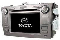 Штатная магнитола 6008 в авто Toyota Corolla, фото 1