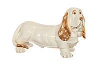 Статуэтка фарфоровая Собака 44 см
