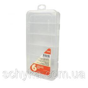 Коробка Aquatech 6 клітинок 7006