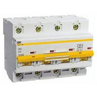 Автоматический выключатель ВА47-29М 4P 10A 4.5кА характеристика D ИЭК, фото 1