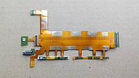 Шлейф Sony D6633 с кнопкой вкл, громкости