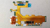 Шлейф Sony D6502/ D6503/ D6543 L50w Xperia Z2 с кнопкой включения, громкости и микрофоном