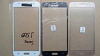 Стекло для SAMSUNG J500 Galaxy J5 белое