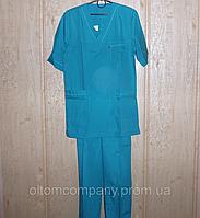 Костюм  мужской медицинский оптом-х/б р. 42-64