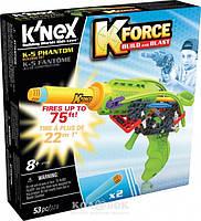 Набор для конструирования K'NEX Бластер К-5 Фантом