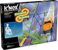 Набор для конструирования K'NEX Американские горки - Бесконечное путешествие