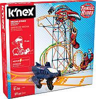 Американские горки - Механический удар (577 деталей), набор для конструирования, K`nex
