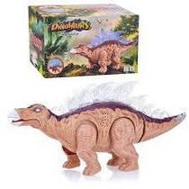 Динозавр интерактивный - звуковые и световые эффекты803В