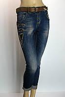 Жіночі джинси  Red Blue (бойфренди )