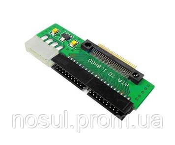 Адаптер 1.8'' HDD 50 pin — 3.5 IDE HDD 40 pin