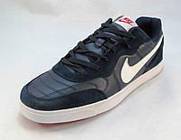 Кроссовки мужские  Nike  синие (р.42,43)