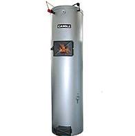 Твердотопливный котел  CANDLE35 кВт, фото 1