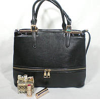 Компактная женская стильная сумка для деловой женщины