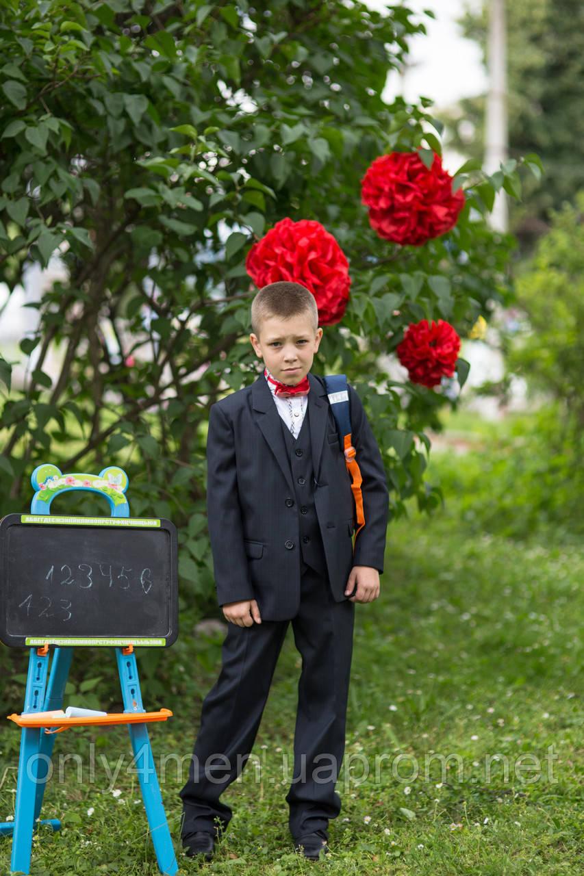 Класичний костюм, одяг для хлопчиків 140-164см