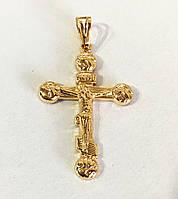 Крест, ювелирная бижутерия Xuping