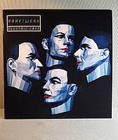 CD диск Kraftwerk - Electric Cafe
