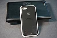 Чехол (накладка) Apple iPhone 7, Original Silicon Case цвет черный