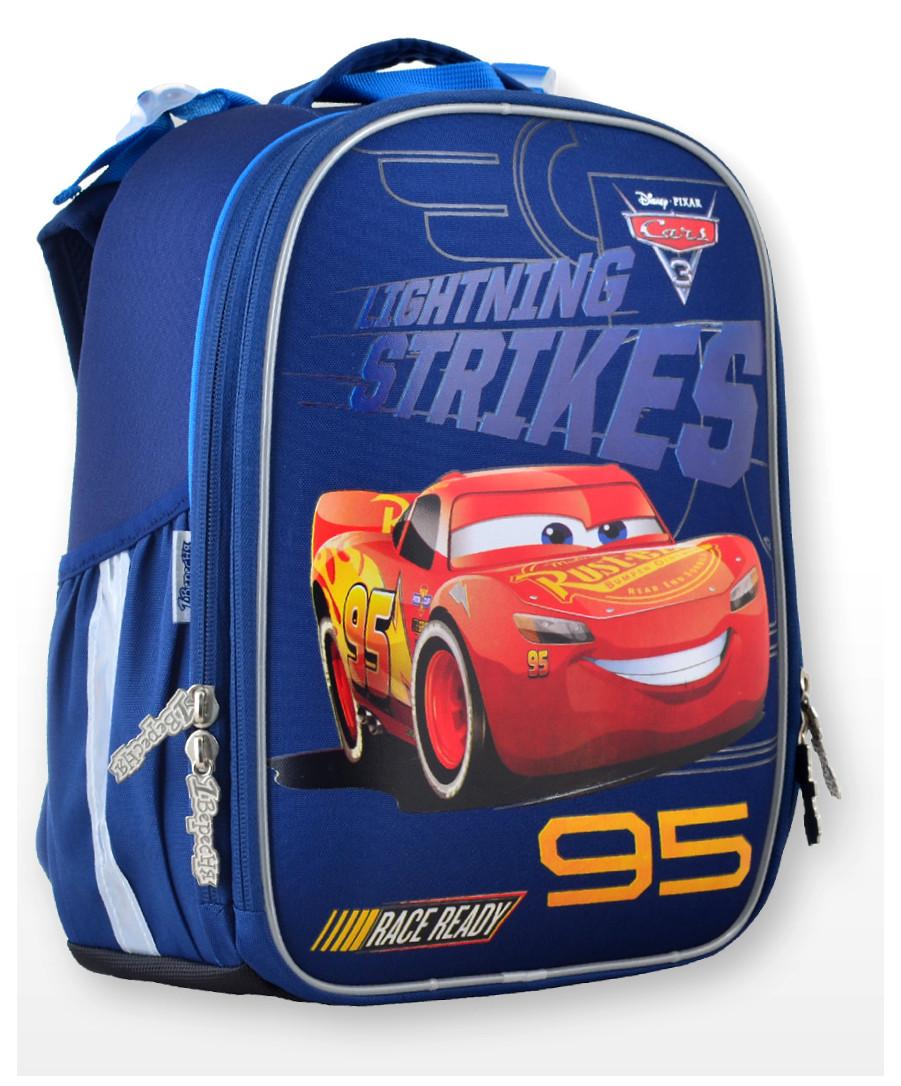 Рюкзак каркасный  1 Вересня 555368 H-25 Cars, 33.5*25*13.5
