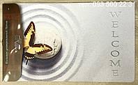 """Универсальный коврик """"Принт"""" 75х45х0,5см """"Butterfly"""""""