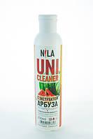 Nila Uni -Cleaner (жидкость для снятия гель-лака,акрила,очищения кистей) арбуз 250мл.