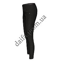 Стрейчевые брюки БАТАЛ 711-4 на искусственном меху (р-р 52-56) оптом со склада в Одессе