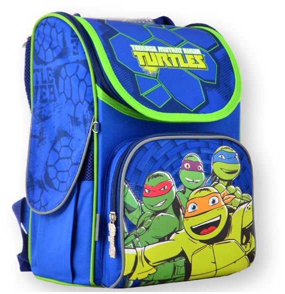 Рюкзак каркасный  1 Вересня 555120 H-11 Turtles, 31*26*14