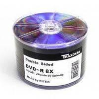 DVD-R/+R/ диски TRAXDATA емкостью 9.4Gb(240 минут)