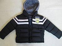 Зимняя куртка США U.S.POLO ASSN  для мальчика 2- 3 года