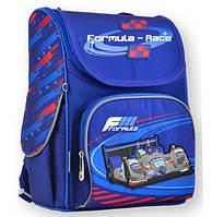 Рюкзак каркасный 1 Вересня 555142 H-11 Formula-race, 31*26*14