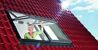 Мансардные окна Roto Designo R7 (окно из дерева)