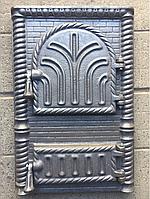 Дверцы печные, для барбекю Корона квадрат. Дверцы для кухни, фото 1