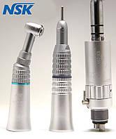 Набор наконечников NSK EX-203Push M4(угловой+прямой+микромотор)