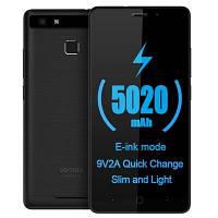 "Vernee Thor E Black 5"" 3Gb/16 gb 5020 mAh"