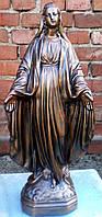 Cкульптуры из бетона. Статуя Божьей Матери Непорочное зачатие 45 см, фото 1