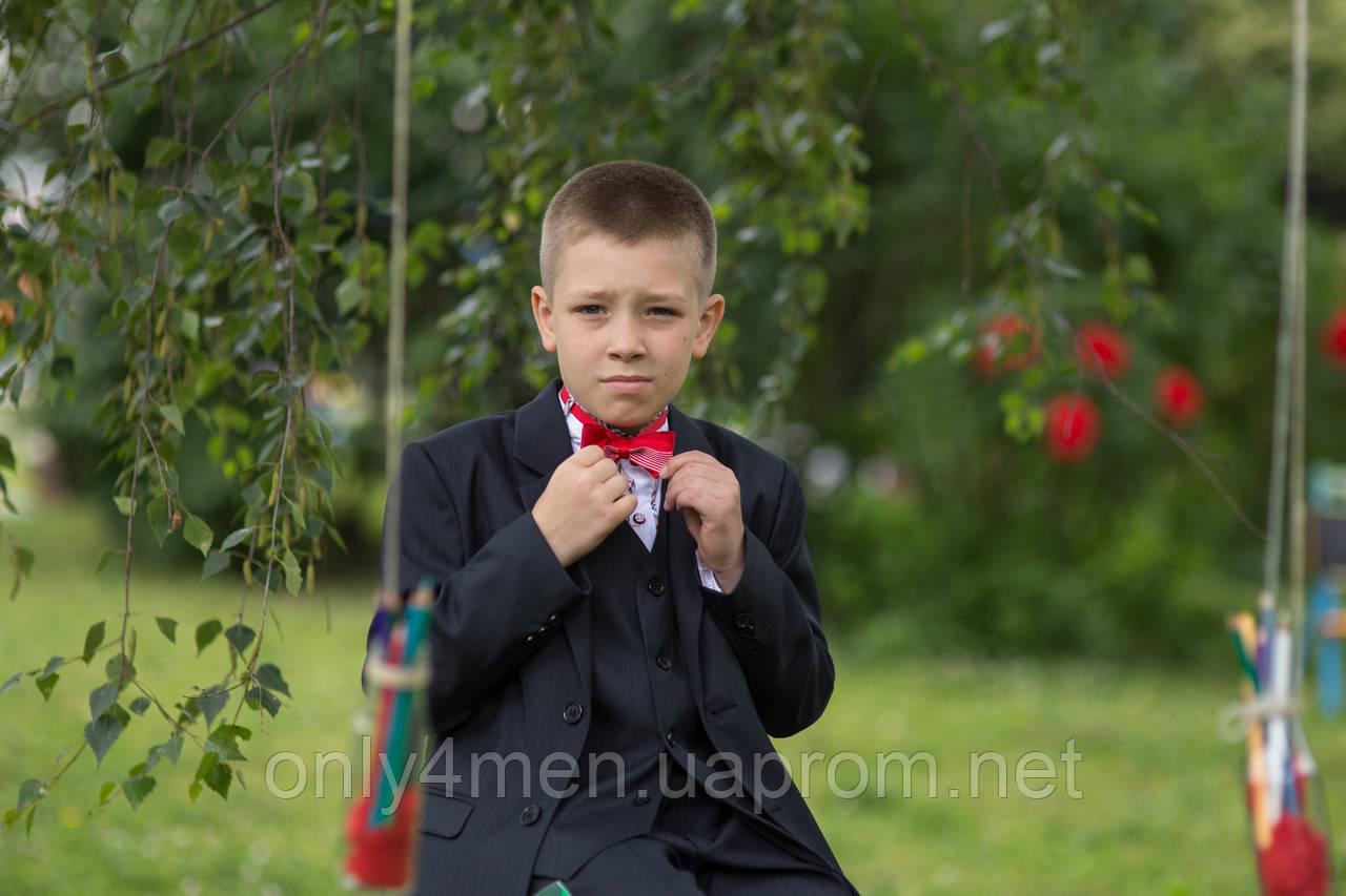 Классический костюм, одежда для мальчиков 146-164см