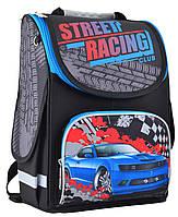 Рюкзак каркасный  Smart 554515 PG-11 Street racing, 34*26*14