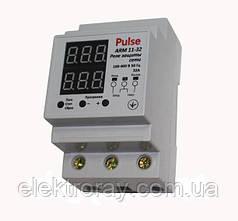 Барьер (реле напряжения) ARM 11 32А DIN Pulse