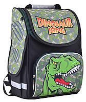 Рюкзак каркасный  Smart 554535 PG-11 Dinosaur, 34*26*14