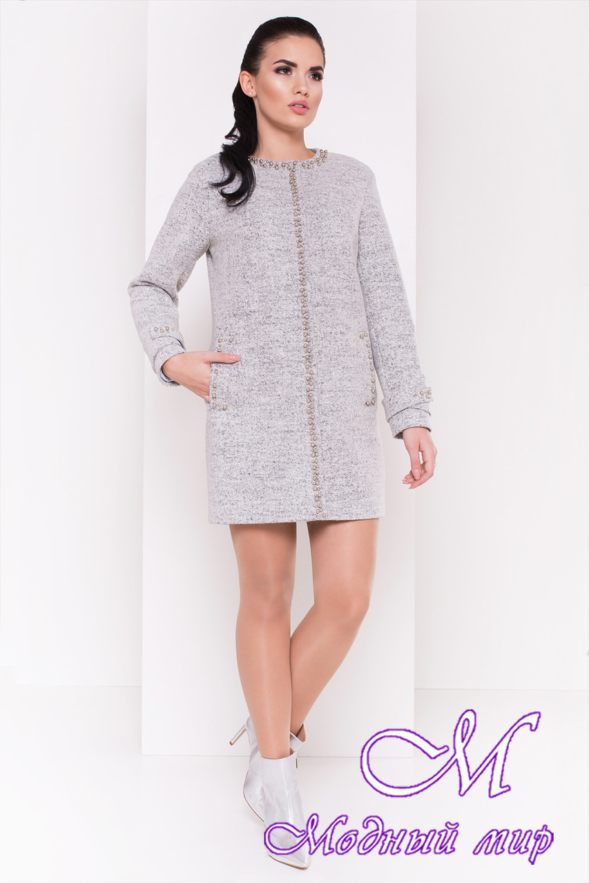 Красивое женское весеннее пальто (р. S, M, L) арт. Анси 3429 - 17503