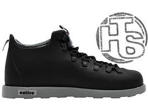 Мужские ботинки реплика Native Fitzsimmons Boots Black/Grey