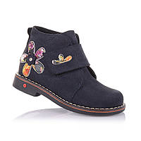 Демисезонные ботинки для девочек Cezara Rosso 110083