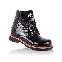 Демисезонные ботинки для девочек Cezara Rosso 110084