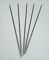 Спицы металлические, носочные, 1.8мм