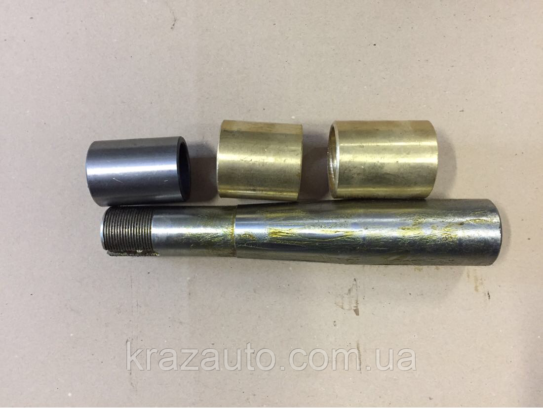 Шкворень МАЗ (комплект с втулками) (пр-во Украина) 500А-3001018
