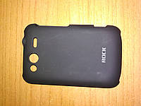 Чехол HTC WildFire S A510e накладка на заднюю крышку бампер панель