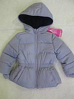 Зимняя куртка для девочки 2 года, 92 см PUNKIDZ оригинал