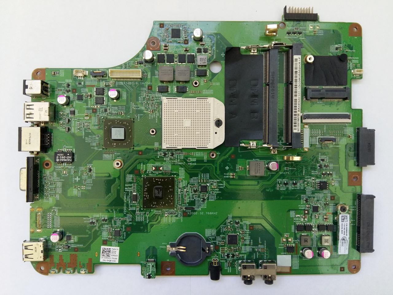 Dell Inspiron M5030 (DJ2 AMD \ 48.4EM18.011) - Материнська плата